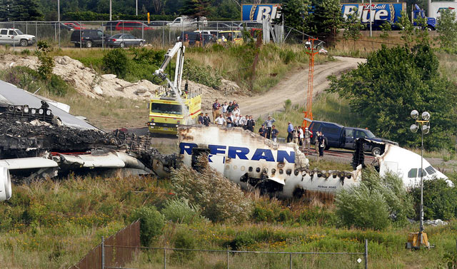 Secret Story Mathieu Crash Air France Canada