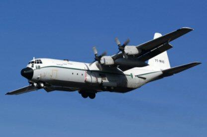 أكبر و أضخم موسوعة صور لطائرات النقل و الشحن الجزائرية AAF- iL 76/ iL 78 Algeria-c130h
