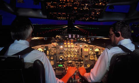 Pilote Vietnam Airlines Fausse Licence